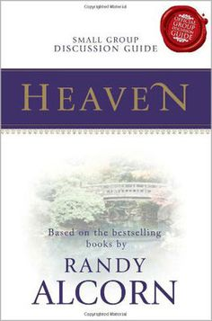 Heaven Small Group Discussion Guide Based on Randy Alcorn's books about Heaven, the Heaven Small Group Discussion Guide is designed to highlight five purposes for successful small groups: fellowship, discipleship, ministry, evangelism, and worship. It includes 7 sessions, FAQs, reflection pages, leader notes, and other group suggestions. Questions in the discussion guide coincide with Randy Alcorn's book 50 Days of Heaven; however, the group leader should have a copy of Heaven for reference.
