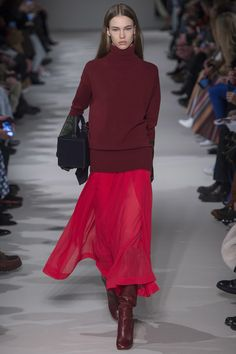 Victoria Beckham - Fall 2017 Ready-to-Wear