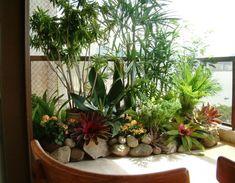 Como fazer um jardim na varanda? - Blog da Carlos Meschini Santos