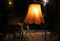 Szimpla Kert in Budapest - Lamp