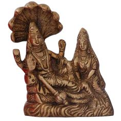 Vishnu and Laxmi Idol