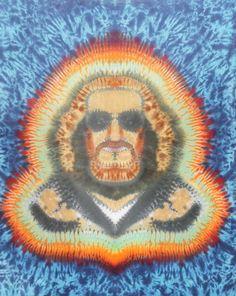The Dude  Tapestry  by TieDyeStevedotCom on Etsy, $120.00