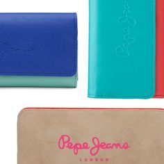 #wallet #wallets #pepejeans #accessories Shoes 2015, Pepe Jeans, Spring Summer 2015, Wallets, Zip Around Wallet, Accessories, Purses, Jewelry Accessories