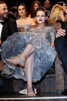 Kristen Stewart…