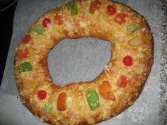 Roscon De Reyes. Recetas, Gastronomía, Food, recipes, Gastronomy