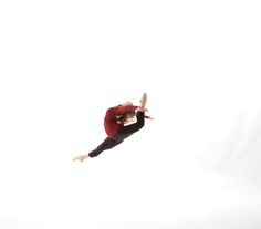 Grace Gerring, a former member of the 14-time National Championship–winning University of Minnesota Dance Team, shows off one of the team's signature moves.