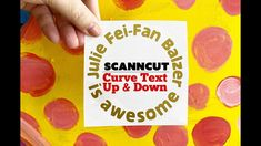 ScanNCut: Curve Text Up & Down - YouTube Brother Scanncut2, Scan N Cut, Get One, This Or That Questions, Youtube, Youtubers, Youtube Movies