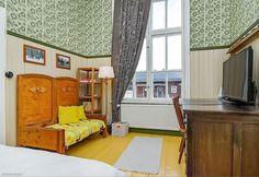 koti 1960 luvulla - Google-haku Entryway, Loft, Curtains, Bed, Furniture, Google, Home Decor, Entrance, Blinds