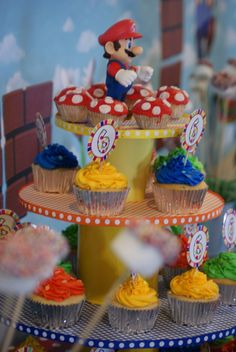 Super Mario Brother's Party