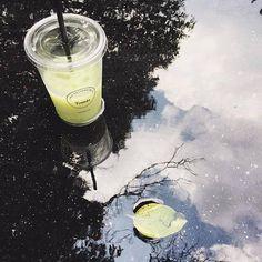 Para estas tardes de verano, ice cold matcha de @TomasTeMX #Anatole13.