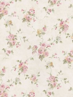 Enchanting wild flower bouquets beckon with their sweet charm in this floral-themed design. Choose this capti Peach Wallpaper, Damask Wallpaper, Designer Wallpaper, Pattern Wallpaper, Wallpaper Designs, Shop Interior Design, Design Shop, Design Design, Laminas Vintage