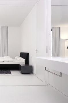 Open bathroom, Beisheim Center by Axthelm & Rolvien _