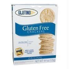 Glutino Original Crackers (6x 4.4 Oz)
