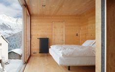 Ferienhaus von Peter Zumthor in Vals / Alpen-Luxus - Architektur und Architekten - News / Meldungen / Nachrichten - BauNetz.de