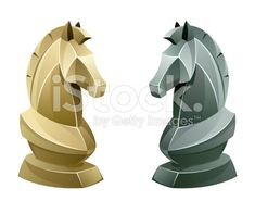 Black and white chess knight royalty-free stock vector art Horse Sculpture, Abstract Sculpture, Tattoo Caballo, Knight Chess, Knight Tattoo, Horse Logo, Typography Poster Design, Creation Deco, Chess Pieces