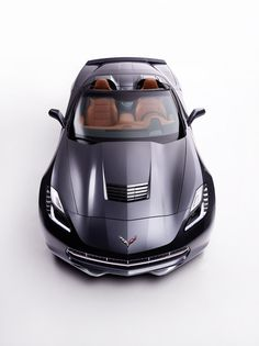 On top Of The World! This Stunning Corvette Stingray Named 'North American Car Of The Year'