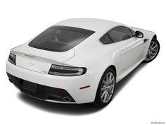 2015 Aston Martin V8 Vantage Coupe