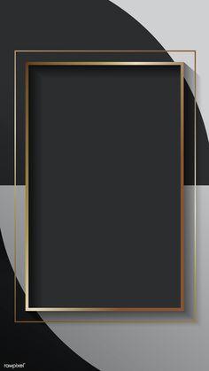 Black Background Wallpaper, Black Phone Wallpaper, Poster Background Design, Framed Wallpaper, Phone Wallpaper Images, Graphic Wallpaper, Background Pictures, Background Patterns, Iphone Wallpaper