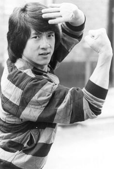 #Jackiechan  Jackie Chan, SBS, MBE is a Hong Kong actor, action choreographer, comedian, director, producer, martial artist, screenwriter, entrepreneur, singer, and stunt performer.