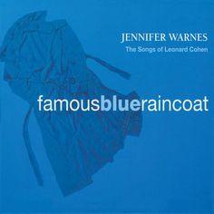 Jennifer Warnes - Famous Blue Raincoat on 180g LP
