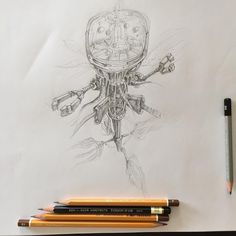 Zootech - sea machines -sketch
