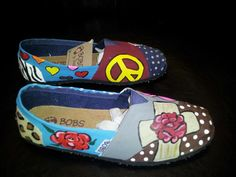 painted Toms (style)