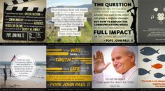Our 33 favorite JPII quotes from Impact Culture