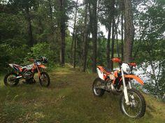 Huntersville trails MN