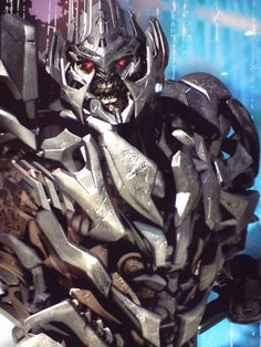 Transformers Matrix imagenes: Megatron movie