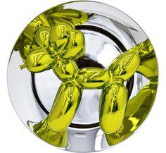 Jeff Koons Balloon Dog (Yellow) - New Art Editions