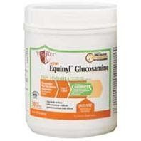Equinyl Glucosamine for horses by Farnam. $51.95. Equinyl glucosamine may help ease pain and inflammation associated with training and competition without causing gastrointest Patented comfortx may reduce swelling and inflammation associated with training and competition, provides joint health suppor There are two types of glucosamine in equinyl glucosamine. The first is regular glucosamine, which provides an immediate supp  Ingredients: Glucosamine, Methylsufonylm...