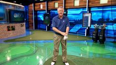 Cure your slice forever: School of Golf host Martin Hall shares four tips from a book by John Huggan on how to fix your slice. Watch School of Golf Wednesday nights.