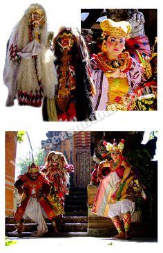 ระบำบารอง บาหลี..... Barong Dance  ทัวร์บาหลี ทัวร์ย๊อคจาร์กาต้าร์  เดินทางอิสระ…