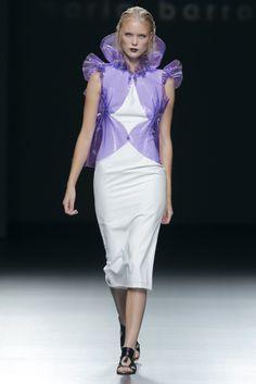 María Barros - Madrid Fashion Week P/V 2014 #mbfwm