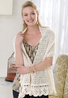 Ravelry: On the Town Shawl LW2646 pattern by Julie Farmer