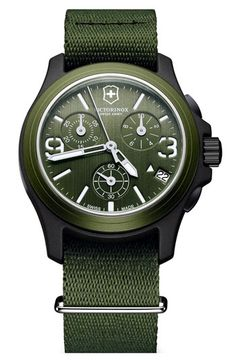 Victorinox Swiss Army® 'Original' Chronograph Watch available at #Nordstrom