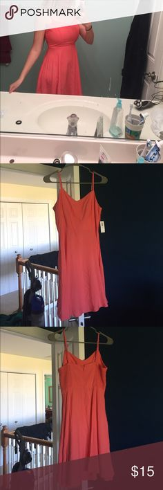 NWT Old Navy Dress NWT only worn for this picture. You won't know til you ask, make offers(: Old Navy Dresses