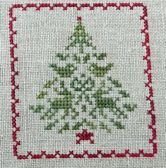 Christmas Cards | Making the finished embroidery | Forum | embroider cross