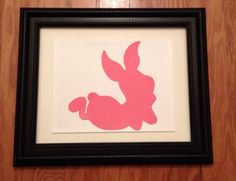 Winnie The Pooh Silhouette Nursery Wall Art  Free by ALGDezigns, $10.00