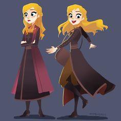 "elsanna-art-archive: ""Art by Arendelle_Times "" Disney Au, Cute Disney, Disney And Dreamworks, Disney Frozen, Disney Movies, Disney Pixar, Disney Characters, Anna Frozen, Frozen Fan Art"