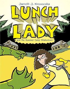 Lunch Lady 4 Lunch Lady 1