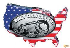 Belt Drives 3In. Drive Electric Start  Replacement Basket Hub Bearing Ehb-100 40