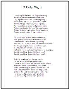 """Free Printable words for """"o come all ye faithful""""   ... Song Sheets > Christmas Carol Lyrics ..."""