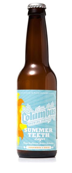 Columbus Brewing Company | Summer Teeth Lager