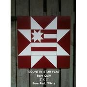 Barn Quilt, Country Star...