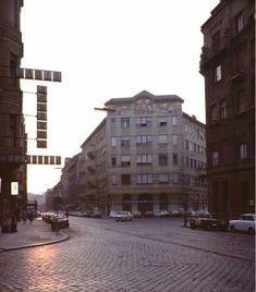 1980. Népszínház utca