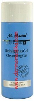 M.Asam Clear Skın Reınıgungs Gel 200ml-Yüz Temizleme Jeli Günlük olarak kullanılan akneli ve yağlı ciltler için temizleyici jel. Jelsa, Clear Skin, Personal Care, Cleaning, Self Care, Personal Hygiene, Home Cleaning, Elsa