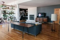 Sam & Linsey's Thoughtful Chicago Home