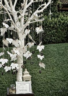 L'arbre dels desitjos, un bonic record del dia del vostre #casament. En vareu posar un o ho teniu previst?