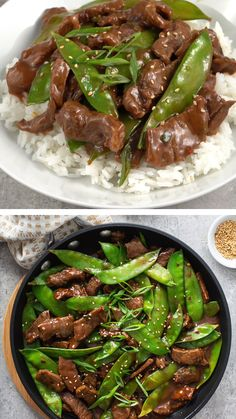 Easy Healthy Recipes, Vegetarian Recipes, Easy Meals, Beef Stir Fry, Sauce For Stir Fry, Indian Food Recipes, Asian Recipes, Easy Cooking, Cooking Recipes